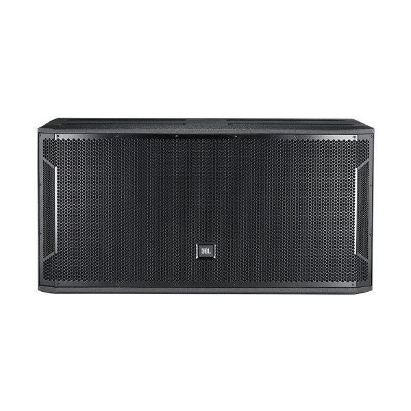"""JBL STX828S Dual 18"""" Passive サブウーファー with 4,000W RMS パワー Handling at 8 Ohms"""