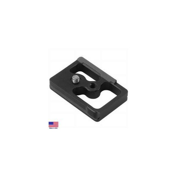 Kirk Quick Release Camera Plate for Canon PowerShot G6