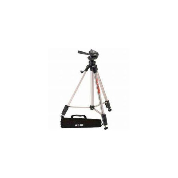 "Slik U9000 Video / Photo Tripod with Quick Release & Carrying Case, Maximum Height 59"", Supports"