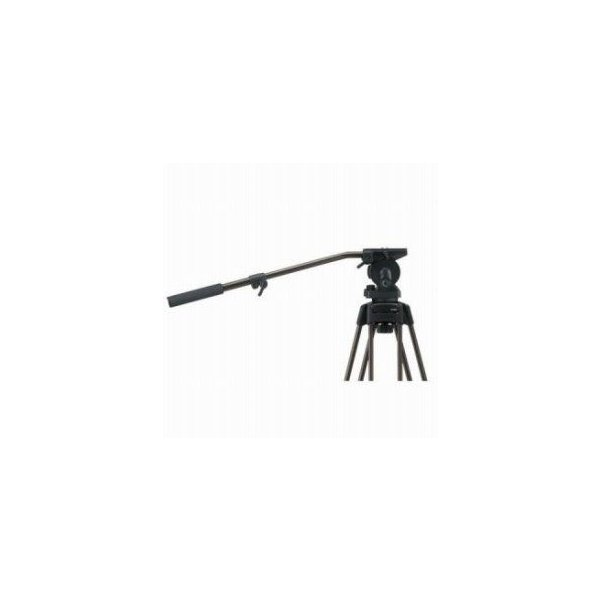 Libec RS-450 Tripod System with Floor Spreader, 12 kg/26.5 lb Load Capacity