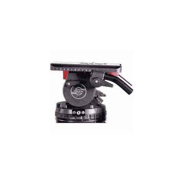 Sachtler System Video 25 EFP 2 CF Tripod System with Video 25 Plus Fluid Head, EFP 2 CF Tripod, S