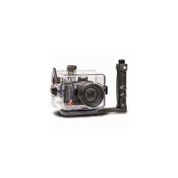 Ikelite Underwater Camera Housing for Canon Powershot SX-110is & SX-120is Digital Cameras