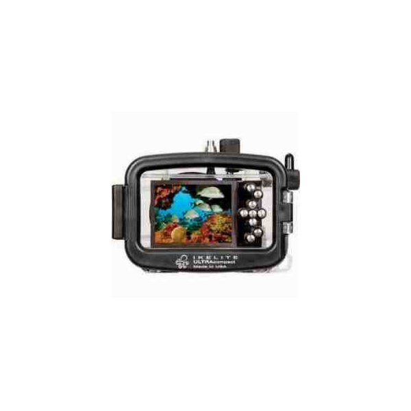 Ikelite 6241.34 Underwater Camera Housing for Canon Powershot A3400 IS Digital Camera