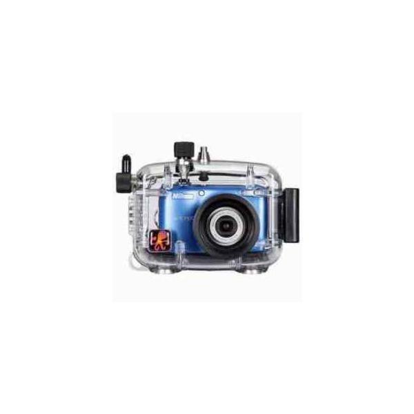 Ikelite Underwater TTL Camera Housing for the Nikon Coolpix L23 Digital Camera