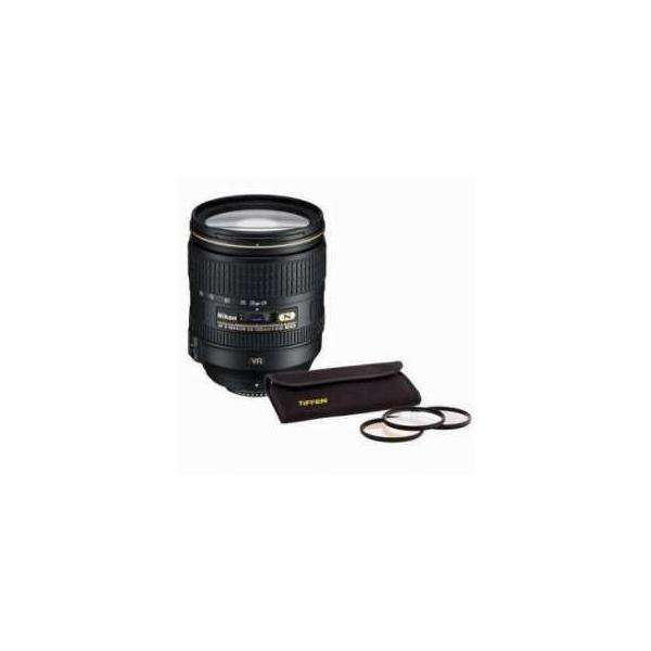 Nikon 24-120mm f/4G ED-IF AF-S VR II Nikkor Lens - Nikon U.S.A. Warranty - Free 77mm Ultra Violet