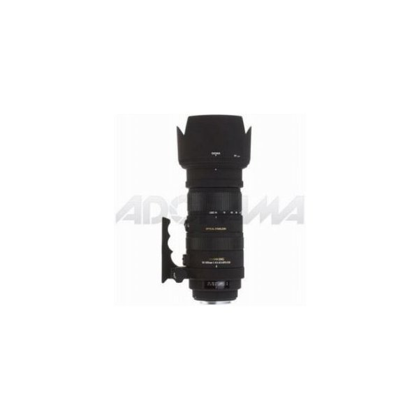 Sigma 50-500mm f/4.5-6.3 APO DG OS HSM Telephoto Zoom Lens for Canon EOS Cameras - USA Warranty