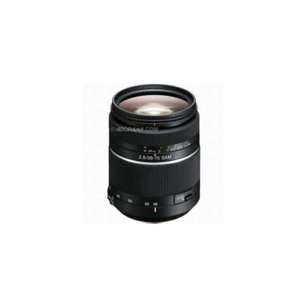Sony 28-75mm f/2.8 SAM a(Alpha) Mount Zoom Lens