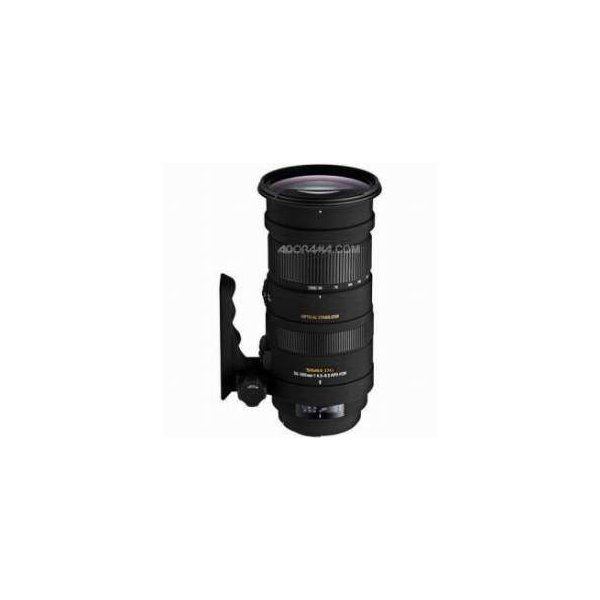 Sigma 50-500mm f/4.5-6.3 APO DG OS HSM Telephoto Zoom Lens for Pentax SLR Cameras - USA Warranty