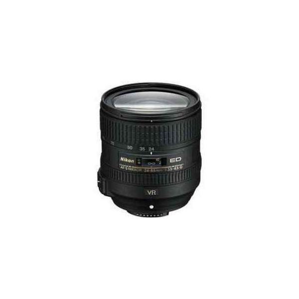 Nikon 24-85mm f/3.5-4.5G ED AF-S VR Nikkor Lens - Nikon U.S.A. Warranty