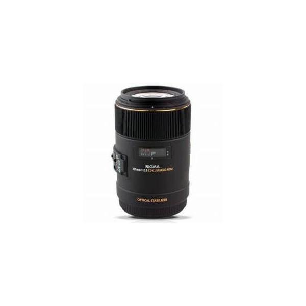 Sigma 105mm f/2.8 EX DG OS HSM Macro Lens for Pentax DSLR Cameras