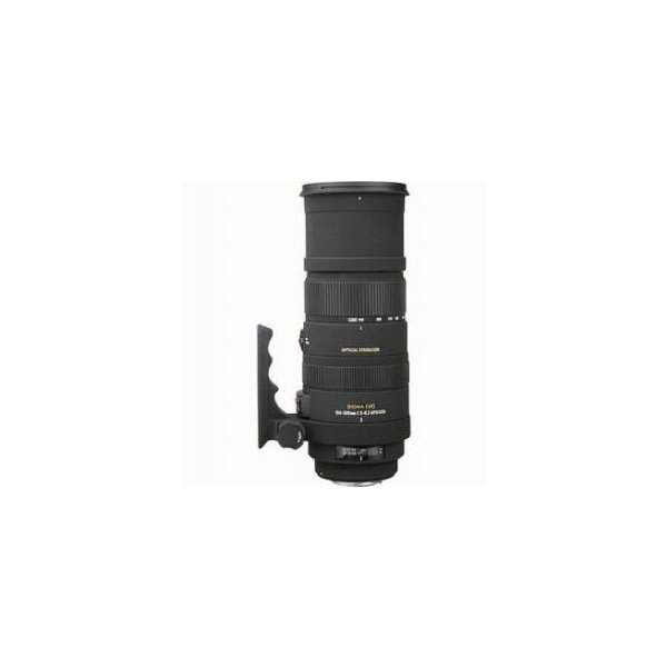 Sigma 150-500mm f/5-6.3 DG APO OS(Optical Stabilizer) HSM AutoFocus Telephoto Zoom Lens for Maxxu