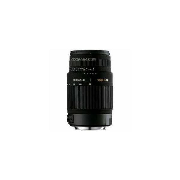 Sigma 70-300mm f/4-5.6 DG OS(Optical Stabilizer) Telephoto Zoom Lens for Sigma Cameras - USA Warr