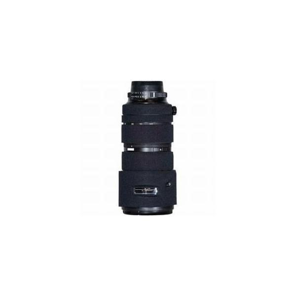 LensCoat Lens Cover for the Nikon 80-200mm f/2.8D ED AF Zoom-Nikkor Lens - Black