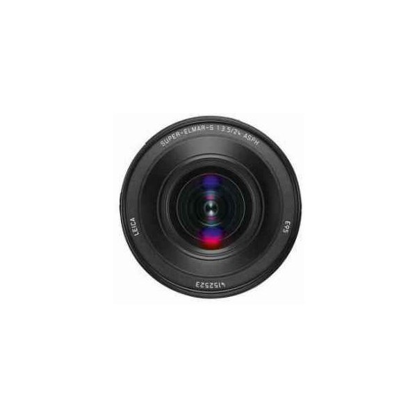 Leica 24mm Super-Elmar-S f/3.5 ASPH Lens