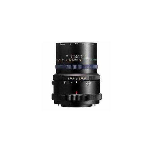 Mamiya 65mm f/4 Wide Angle L-A Lens for RZ67 Cameras