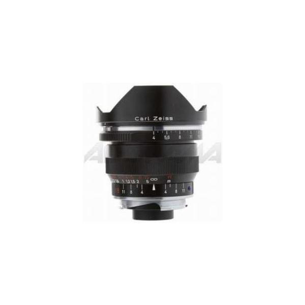 Zeiss Ikon 18mm f/4 T* ZM Distagon Lens, for Zeiss Ikon & Leica M Mount Rangefinder Cameras, Blac