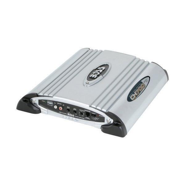 BOSS(ボス) オーディオ CH700 2Ch アンプ, 600W x 2Chs