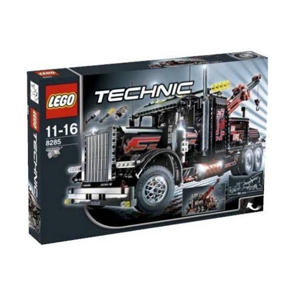 テクニック 8285 レッカー車