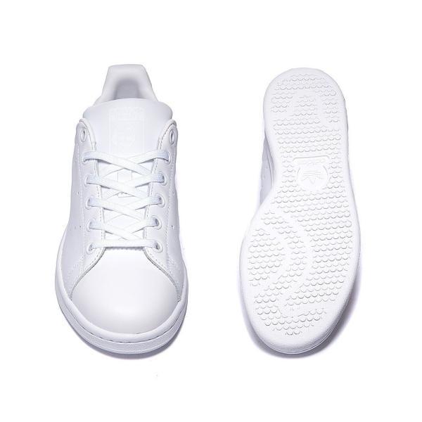 アディダス スタンスミス レディース ビクトリア ベッカム愛用 アディダス スニーカー メンズ adidas Originals StanSmith オールホワイト 海外正規品|worldships|04