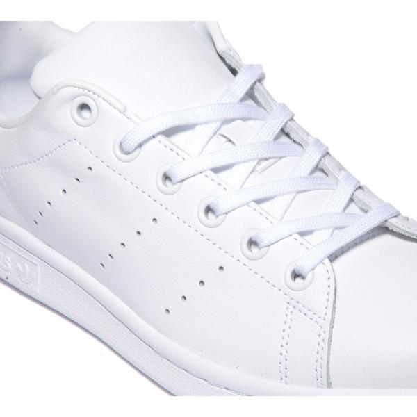 アディダス スタンスミス レディース ビクトリア ベッカム愛用 アディダス スニーカー メンズ adidas Originals StanSmith オールホワイト 海外正規品|worldships|07