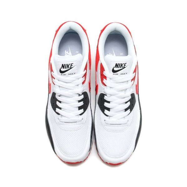 エアマックス 90 エッセンシャル ナイキ スニーカー Nike Air Max 90 Essential ウルフグレー/ユニバーシティーレッド【海外限定・正規品】|worldships|05