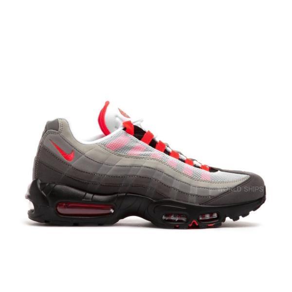 43980円→期間限定価格 NEW! エア マックス 95 ナイキ スニーカー Nike Air Max 95 ソーラー レッド【海外限定 正規品】|worldships|03