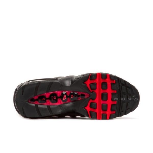 43980円→期間限定価格 NEW! エア マックス 95 ナイキ スニーカー Nike Air Max 95 ソーラー レッド【海外限定 正規品】|worldships|05