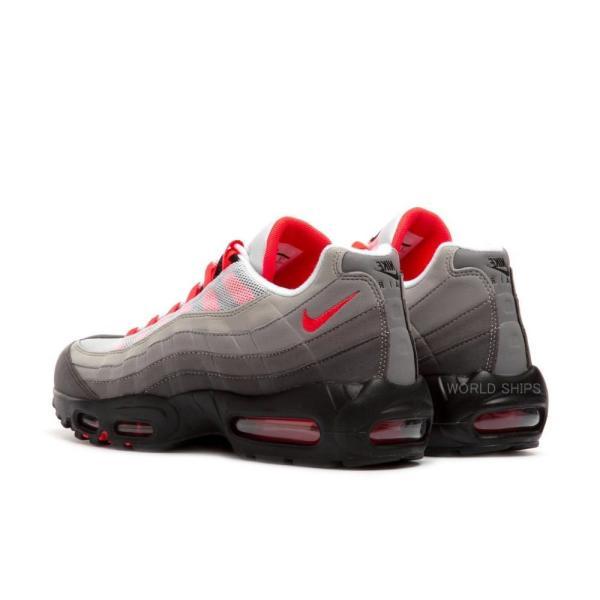 43980円→期間限定価格 NEW! エア マックス 95 ナイキ スニーカー Nike Air Max 95 ソーラー レッド【海外限定 正規品】|worldships|06