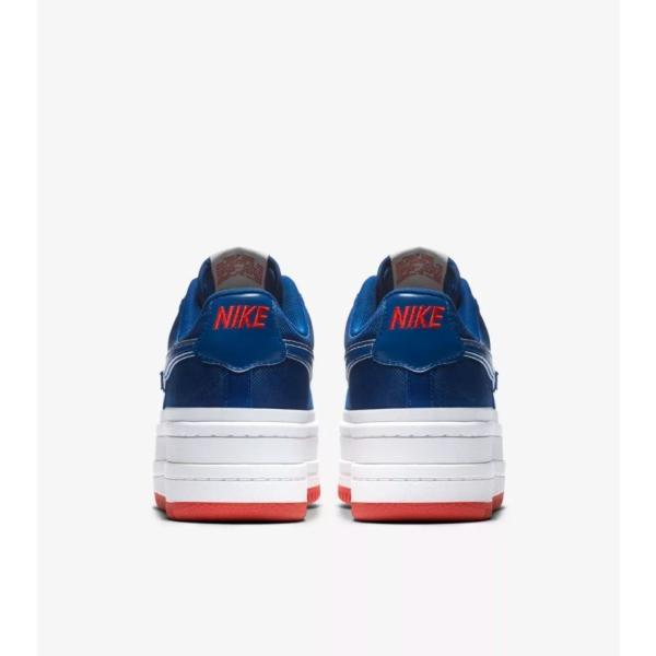 注目!厚底スタイル! バンダル 2K ナイキ スニーカー Nike Vandal 2K ブルー worldships 06