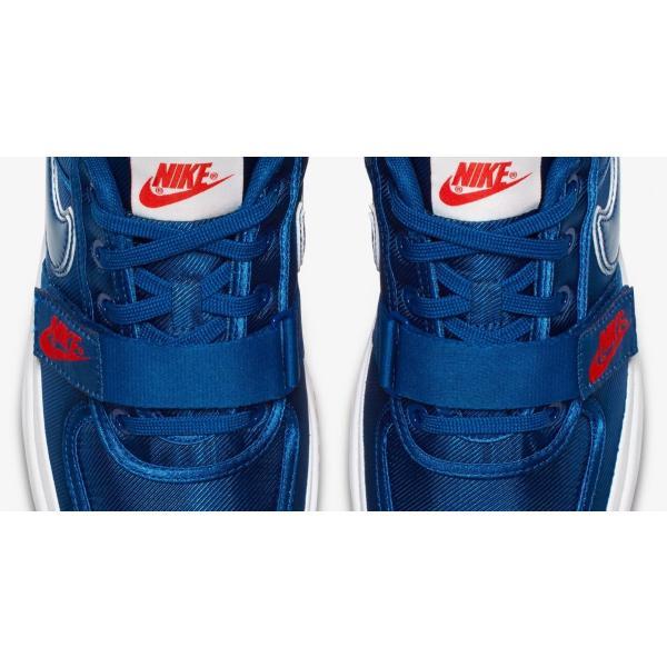 注目!厚底スタイル! バンダル 2K ナイキ スニーカー Nike Vandal 2K ブルー worldships 07