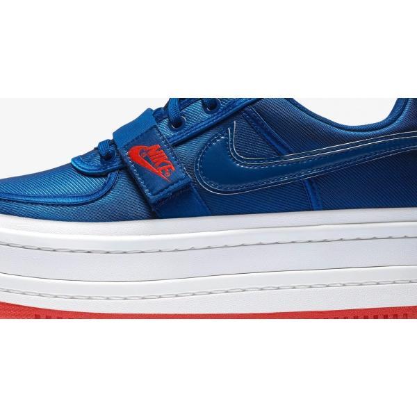 注目!厚底スタイル! バンダル 2K ナイキ スニーカー Nike Vandal 2K ブルー worldships 08