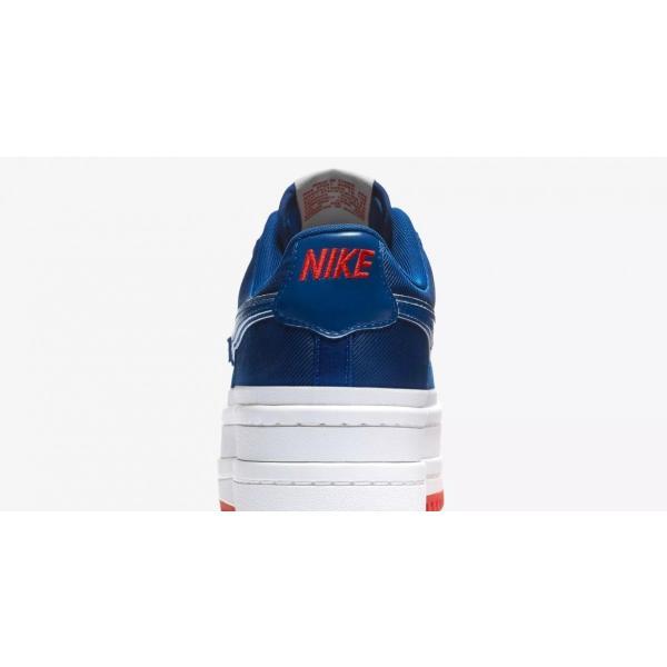 注目!厚底スタイル! バンダル 2K ナイキ スニーカー Nike Vandal 2K ブルー worldships 09