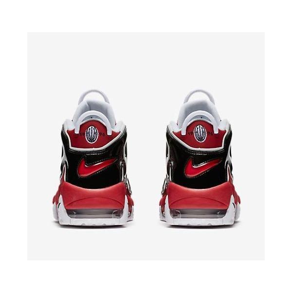 エア モア アップテンポ 96 ナイキ スニーカー Nike Air More Uptempo '96 レッド/ブラック【海外正規品】 worldships 05