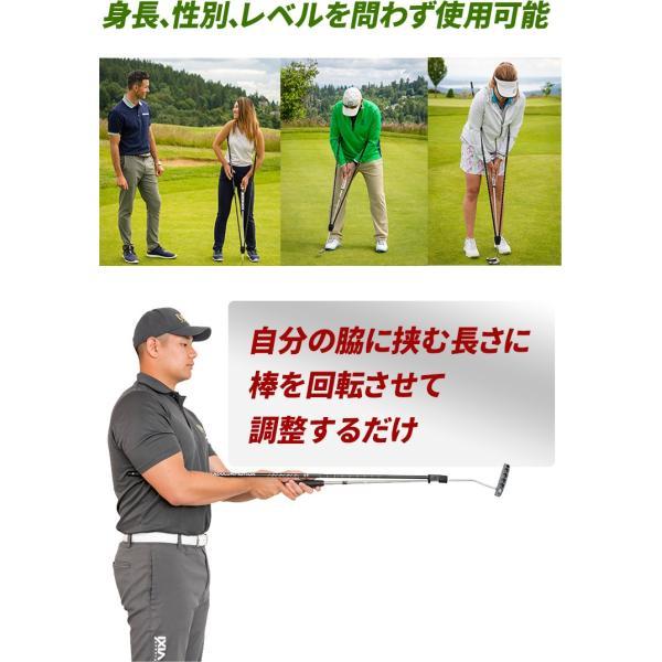 パター 練習 器具 ゴルフ 練習用 室内 スイング  パッティング パターマット|worldtrendshopnshop|13