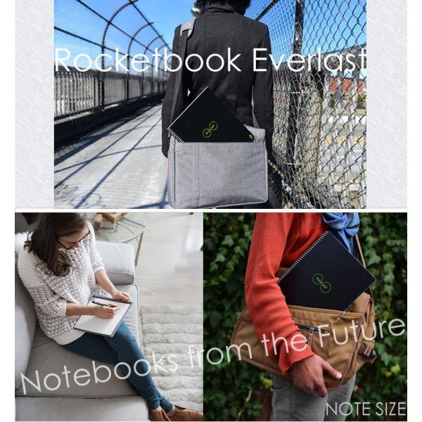 ロケットブック Rocketbook エバーラスト 電子ノート 正規品|worldtrendshopnshop|18