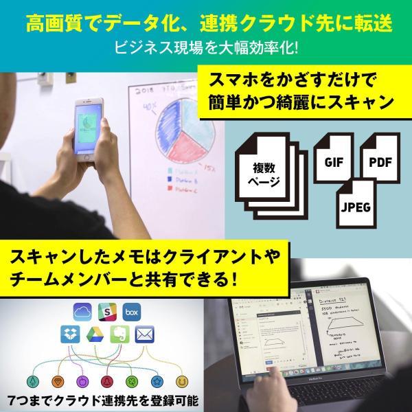 シンクボード ホワイトボード クラウド連携 ThinkBoard Sサイズ|worldtrendshopnshop|07