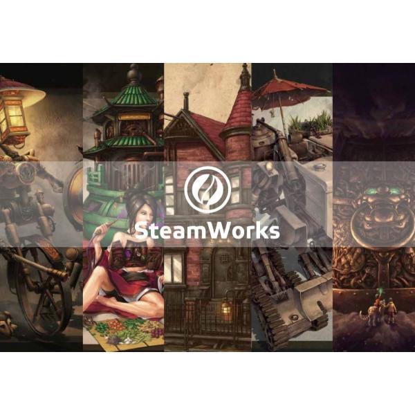 VAPE リキッド 電子タバコ Steamworks Demeter's Hand スチームワークス ディメーターズハンド ジャスミン&グリーンティー 30ml ベイプ 電子たばこ|worldvapeshop|06
