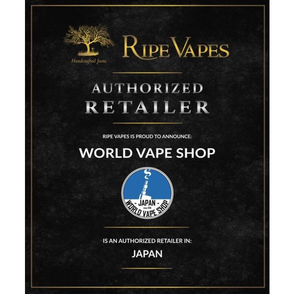 SALE!!電子タバコ VAPE リキッド MADE IN USA RIPE VAPES VCT 60ml ニコチン0mg ライプベイプス|worldvapeshop|02