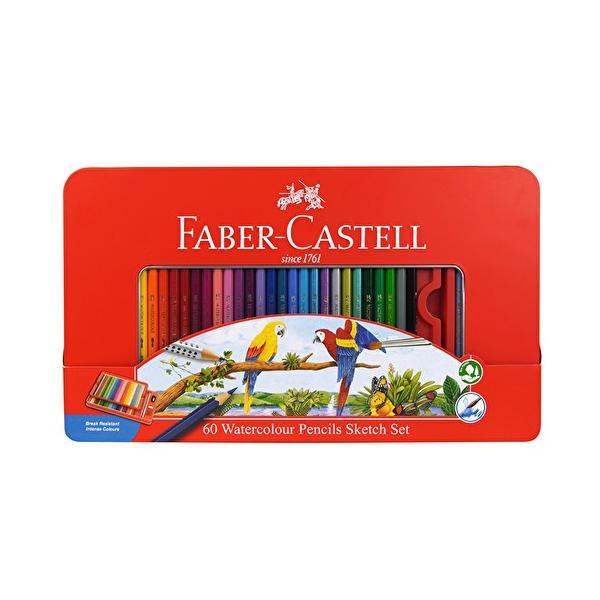ファーバーカステル 水彩色鉛筆 60色セット TFC-WCP/60C