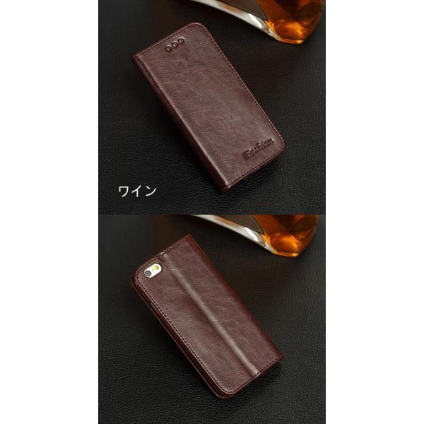 iphone7 ケース 手帳型 レザー iphone8  iphone6s ケース アイホン6s アイフォン7 アイフォン8 ケース 手帳型 iPhoneX iPhone7 PLUS ケース スマホケース L-124|woyoj|06