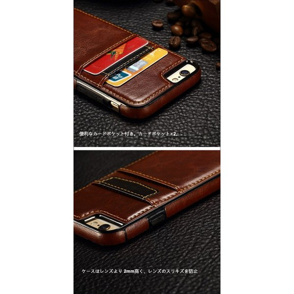 iphone8ケース iphone7 iphone6S ケース カード収納 iphone8Plus iphone7Plus iphone6Plus iphone X XS アイフォン 6 7 8 ケース L-14|woyoj|04