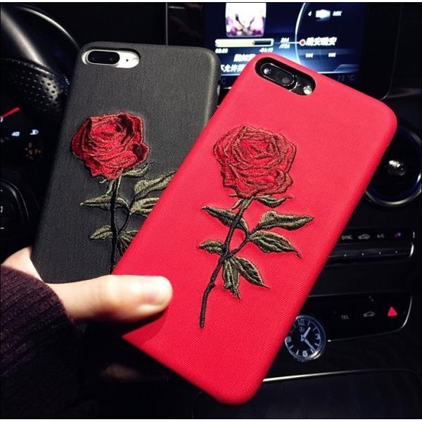 iPhone6s ケース おしゃれ iPhone7 iPhone8 ケース 耐衝撃 アイフォン iphone 6PLUS 7PLUS 8PLUS iphoneXR iPhoneX XS MAX カバー 花柄 バラ L-161|woyoj|04