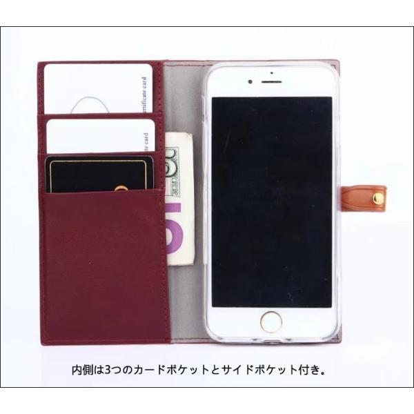 iPhone7 ケース iPhone8 iPhone6 ケース 手帳型 おしゃれ iPhone6s iPhone8 Plus iPhone7 Plus カバー スマホケース アイホン7 アイフォン8 アイホン6s L-170 woyoj 03