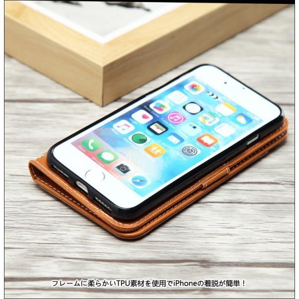 iPhone6ケース iPhone6s iPhone7 iphone8 ケース 手帳型 iPhone 6sPlus 7Plus 8Plus iPhoneX XS ケース アイフォン6s アイホン8 アイホン7 手帳型 L-183|woyoj|07