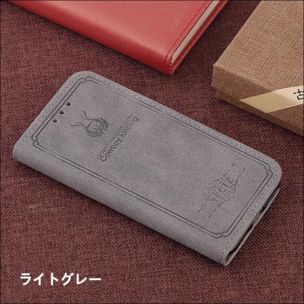 iPhone8 ケース iPhone7 カバー スマホケース アイフォン7ケース 手帳 アイフォン8ケース 手帳型 アイホン8 アイホン7 ケース レザー カード収納 手帳型 L-185-3|woyoj|13
