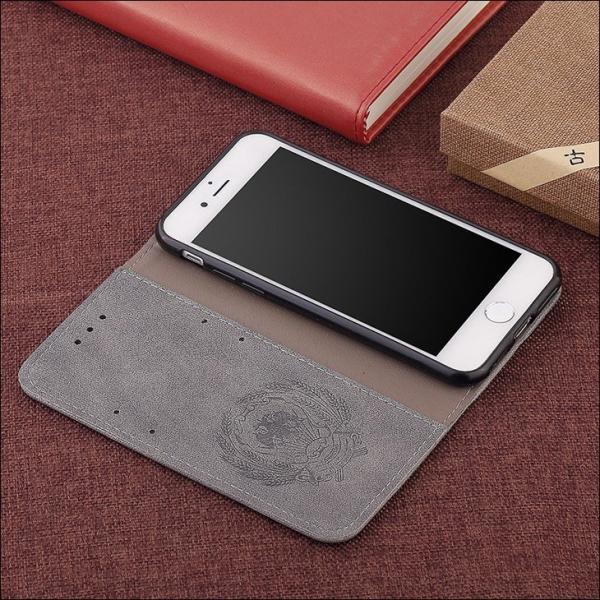 iPhone8 ケース iPhone7 カバー スマホケース アイフォン7ケース 手帳 アイフォン8ケース 手帳型 アイホン8 アイホン7 ケース レザー カード収納 手帳型 L-185-3|woyoj|14