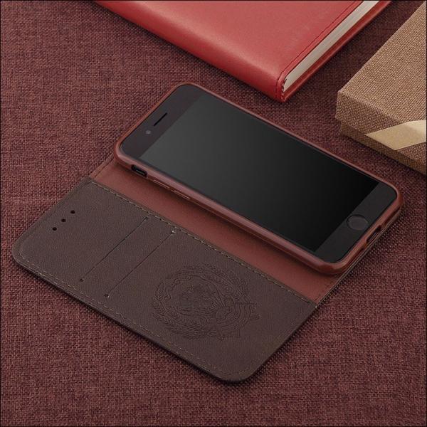 iPhone8 ケース iPhone7 カバー スマホケース アイフォン7ケース 手帳 アイフォン8ケース 手帳型 アイホン8 アイホン7 ケース レザー カード収納 手帳型 L-185-3|woyoj|16