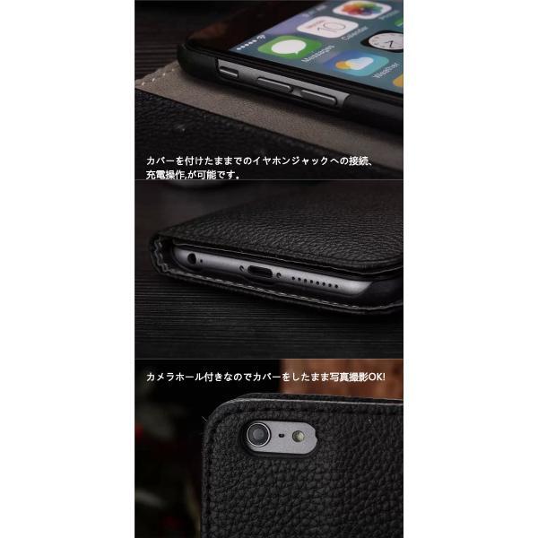 iPhone5s ケース iPhone SE ケース iphone ケース 手帳型 レザー アイフォン5s ケース アイホン5s ケース 手帳型 スマホケース アイフォンSE カバー L-52-5|woyoj|06