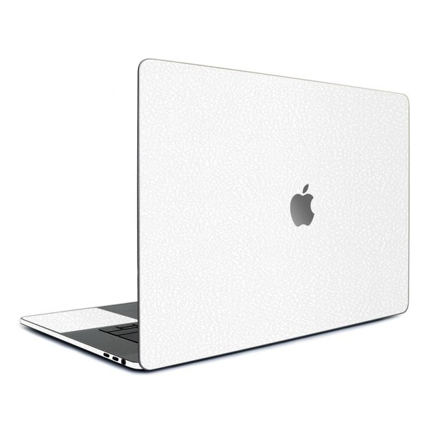 Macbook Pro 13インチ スキンシール ケース カバー フィルム 2016 Retina 対応 wraplus 選べる31色 ホワイトレザー|wraplus