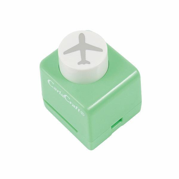 カーラクラフト クラフトパンチ CN12100 ミニクラフトパンチ 絵柄 トラベル
